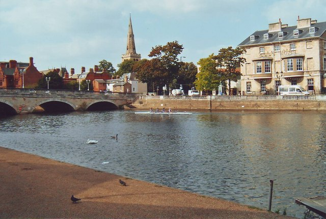 safest places to live in the uk - bedford