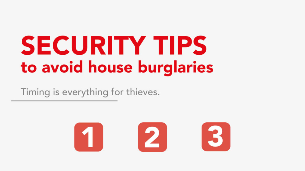 Featured Image Security tips to avoid burglary - Verisure Smart Alarms
