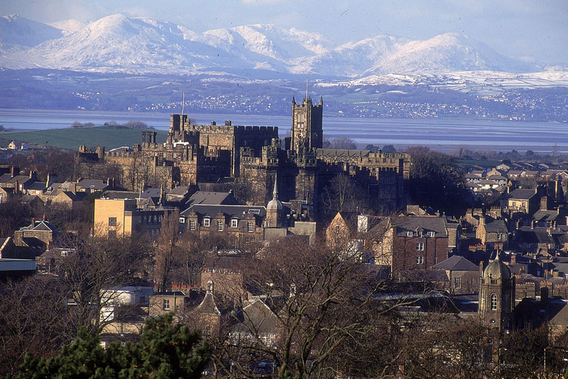 safest places to live in the uk - Lancaster