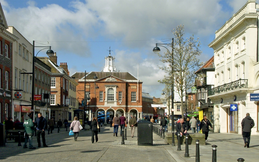 safest places to live in the uk - Wycombe