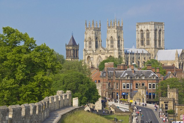 safest places to live in the uk - York