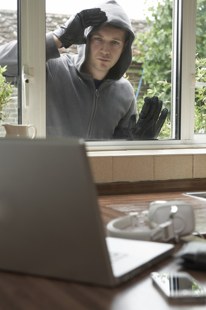 Summer burglary