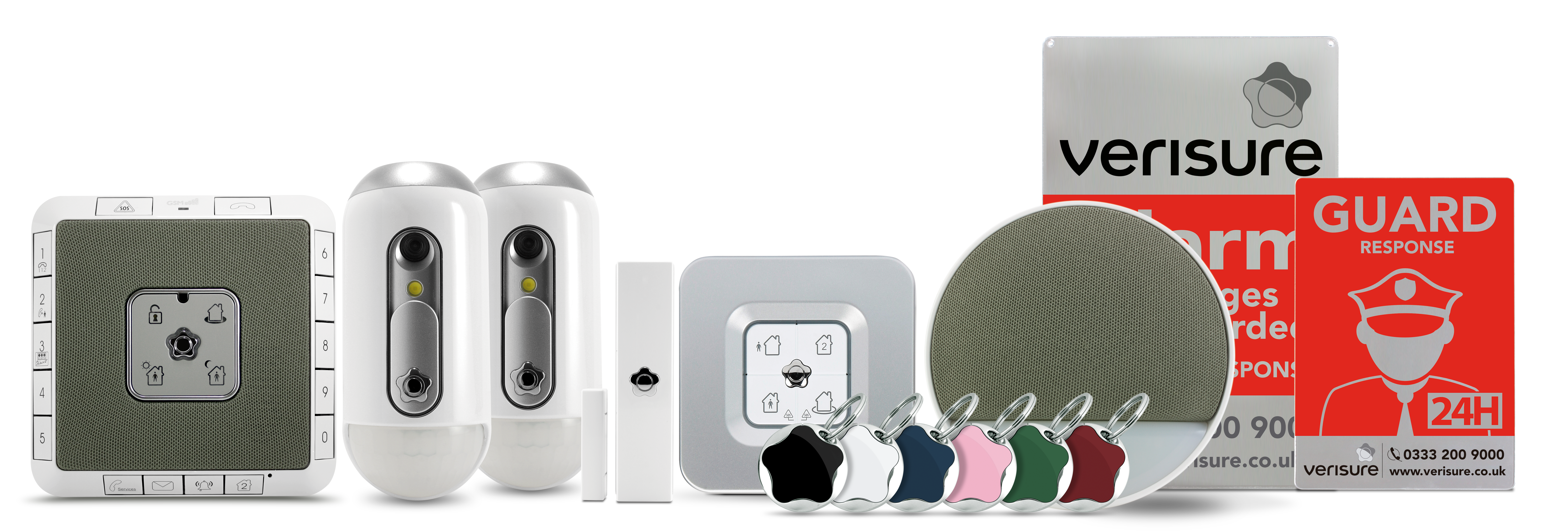 Choosing the right alarm for your home - Verisure Smart Alarms