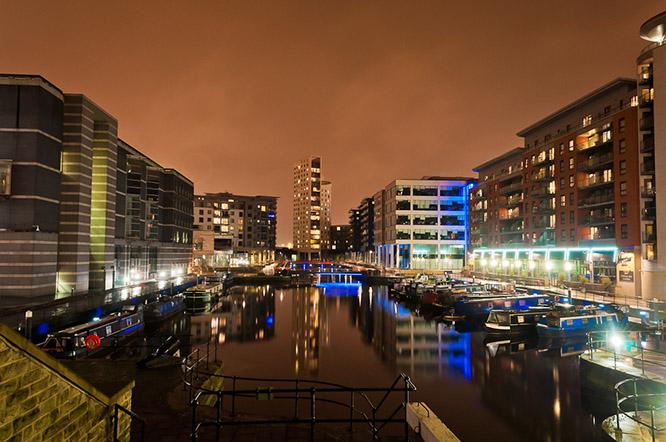 Leeds Clarence Dock