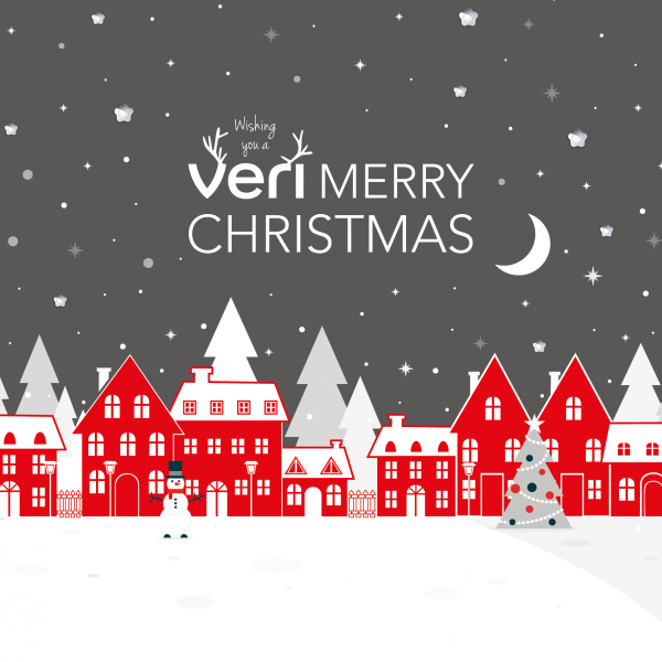 Happy Christmas from Verisure