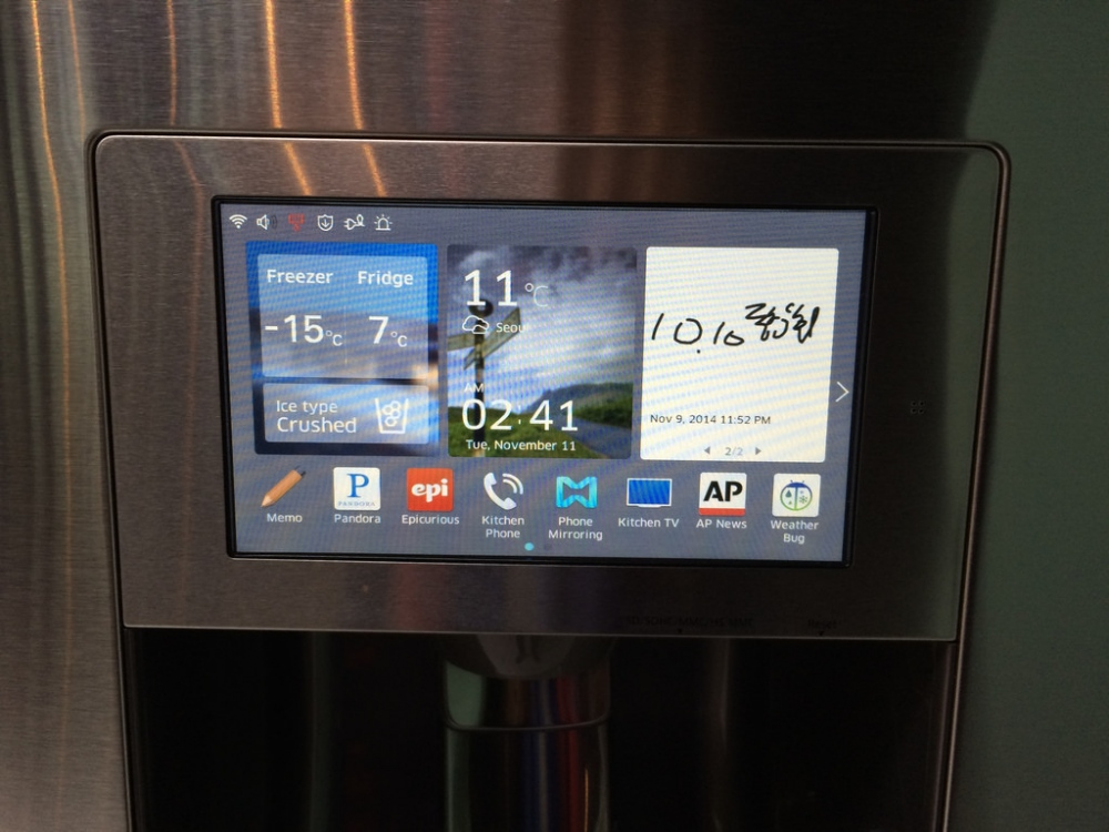 Talking to your fridge: The Internet of Things - Verisure Smart Alarms