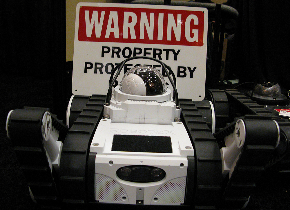 The Robocop Reality: What's The Future Of Business Security? - Verisure Smart Alarms