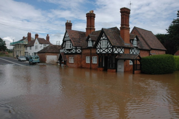 Fire & Water Damage Across Homes In The UK - Verisure Smart Alarms