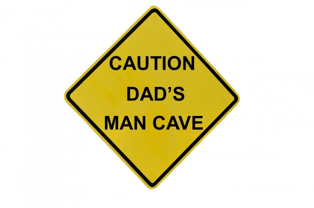 caution-dad-man-cave
