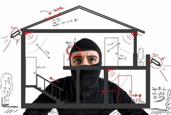 Burglar alarms if you rent a property - Verisure Smart Alarms