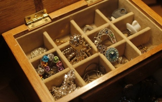 Jewelry stolen in 43% of Burglaries