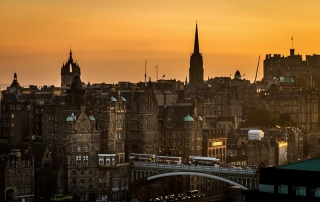 Edinburgh Burglaries: What makes Edinburgh so attractive to burglars? - Verisure Smart Alarms